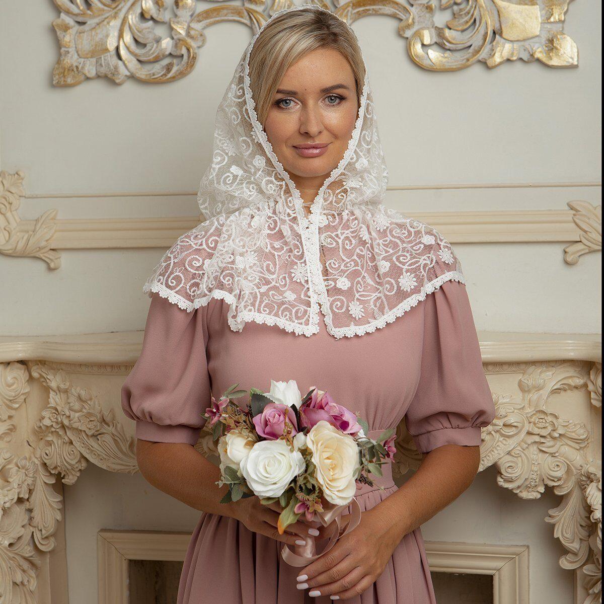 Платье Для Венчания Женщине 50 Лет